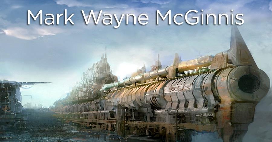 Latest Book by Mark Wayne McGinnis - Notification